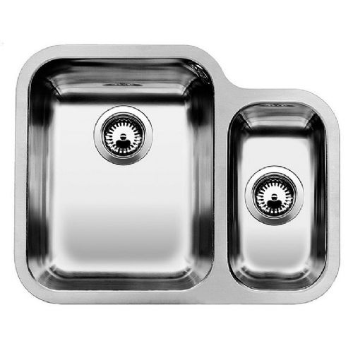 Blanco Ypsilon 550-U Undermount Stainless Steel Kitchen Sink